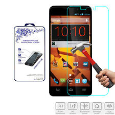 For ZTE Boost Max N9520 Premium Tempered Glass Screen Protector Film 9H 0.3mm