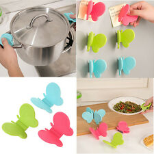 Fashion Multi Function Butterfly-Shaped Anti-Scald Device Kitchen Tool Gadget