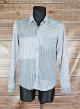 DESIGUAL Regular Fit Men Shirt Size M