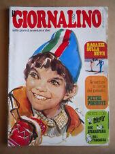 GIORNALINO n°4 1975 Gianni De LUca Asterix [G554]