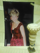 Princess Diana of Wales-Copyright-Authentic-Original-photosgraph-by The Sun #5