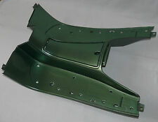 Vespa ET4 125 Mittelkonsole Trittbrett Verkleidung Piaggio 8213005 hellgrün grün