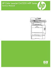 HP Color LaserJet CM2320 MFP Series Service Manual CC434-90969