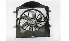 04-04 Jeep Grand Cherokee 4.0L w/o Tow Radiator & Condenser Cooling Fan Assy