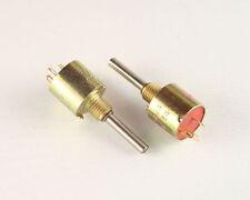 2x RV6 Single Turn Audio Potentiometer 1000 Ohms 1,000 Ohm .5W 1000ohm 1/2W 100K