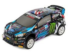 HPI115383 HPI Racing Ken Block WR8 Flux 2015 Ford Fiesta ST RX43 Rally Car