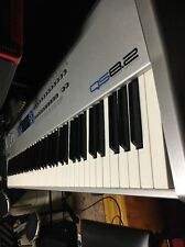 ALESIS (QS8.2) 88-KEY/64 VOICE EXPANDABLE/KEYBOARD/SYNTH ONLY ONE ONLINE! WOW