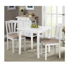 Dinette Sets For Small Spaces Small Kitchen Table And Chairs White Dining