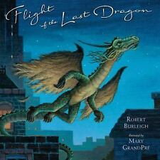Flight of the Last Dragon-ExLibrary