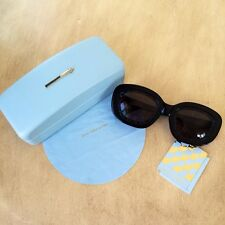 Karen Walker Black Underground Sunglasses