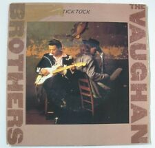 "The VAUGHAN BROTHERS ""Tic toc""  SP 7"" 45T.    1990"