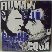 """Federico FIUMANI, Piero PELU' - BUCHI NELL'ACQUA - 10"""" + CD NEW"""