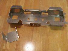 2 Battery Style Tamiya Clodbuster Aluminum Chassis