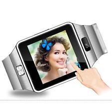 NEW Bluetooth montre Smart Watch DZ09 GSM carte SIM pour Iphone Android HTC B AC