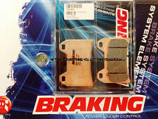 FOR VOR SM 503 2001 01 FRONT SINTERED BRAKE PADS BRAKING