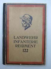 Landwehr Infanterie Regiment 122 Stuttgart 1923