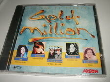 GOLDMILLION SCHLAGER CD NEU & OVP MIT RELAX MICHELLE G.G.ANDERSON VICKY LEANDROS