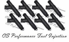 4-hole Nozzle Flow Matched UPGRADE FUEL INJECTOR SET DODGE JEEP 5.2 1F2E-B4A (8)