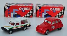RARE CORGI SWANSEA:  CITROEN 2CV / MATRA RANCHO  MODELS - LOVELY CONDITION!