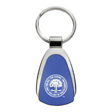 The Citadel - Teardrop Keychain - Blue