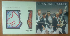 CD x2 - SPANDAU BALLET / TRUE - NEWSPAPER PROMOTION (2)