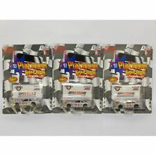 ACTION RACING 1:64 RCSET PLATINUM STOCK CAR SERIES 1993 SET OF 3 PROTOTYPE CARS
