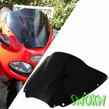 Triumph Sprint ST 955 i 98-04 Airblade Double Bubble Screen Dark Smoke/Tint