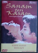 SANAM TERI KASAM HINDI BOLLYWOOD MOVE (1982) DVD KAMAL HASSAN IN QUALITY PICTURE