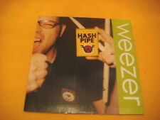 Cardsleeve Single CD WEEZER Hash Pipe 2TR 2001 alt rock