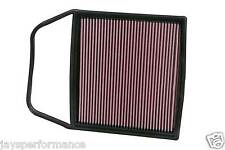 K&N AIR FILTER FOR BMW 135i N54 ENGINE 2007 - 2010 (33-2367)