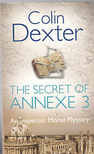 The Secret of Annexe 3, Colin Dexter, Book, New Paperback