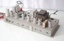 HAMMOND 7591 Tube Amplifier AO 70 w/ Reverb In for Electric Guitar Project Amp