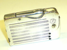 VINTAGE MEXICAN STERLING SILVER SQUEEZE LIGHTER - QUETSCHZÜNDER -1938 -VERY RARE