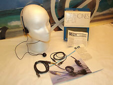 Vintage and Original Pioneer Lite Phones SE-L11  Stereo Headphone