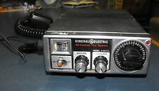 VINTAGE GE GENERAL ELECTRIC CB RADIO 40 CHANNEL 3-5301A PLL SYSTEM