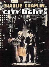 City Lights (DVD, 2000) Like New Charlie Chaplin