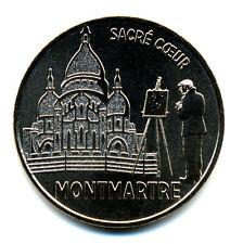 75006 Hôtel de la Monnaie, Sacré-Cœur, Encart Montmartre, 2016, Monnaie de Paris