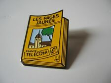PINS *FRANCE TELECOM / LES PAGES JAUNES*