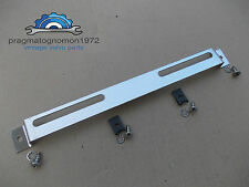 VOLVO AMAZON 121 122  LICENSE PLATE HOLDER KIT STAINLESS STEEL!!