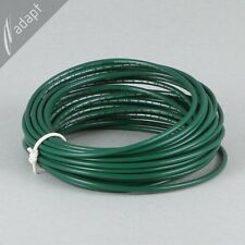 16 AWG Green Hook Up Lead Wire Stranded 25 ft UL1015, 600V AWM MTW TEW