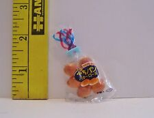 RE-MENT DOLL MINIATURE 1/6 LITTLES FOOD DINNER ROLLS IN BAG ACCESSORY RETIRED