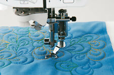Brother Máquina De Coser movimiento libre Open Toe Quilting Pie-f061 (xe1097001)