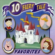 10 Fairy Tale Favorites - Brand New Factory Sealed CD !