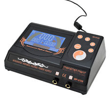TOUCHPAD Digital Integrated Variable Voltage Tattoo Power Supply  with 4 PRESETS