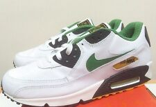 Nike Air Max 90 Jamaica Island Drum Pack Premium Leather White 11 AM90 DS BNIB