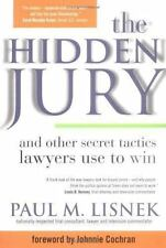The Hidden Jury: And Other Secret Tactics Lawyers Use to Win-ExLibrary