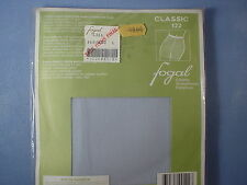Fogal Style 122 Classic 17 Denier Pantyhose Size Large in Ciel