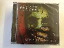 Versus Heaven - Behind the Perfect Mask (2011) NEW CD