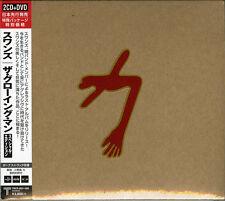 SWANS-THE GLOWING MAN-JAPAN 2CD+DVD G35