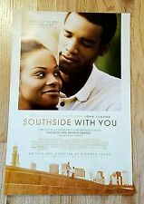 Southside With You promo picture poster Barry Barack Michelle OBAMA